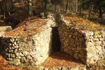La Calchera, dove si produceva la calce