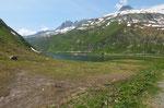 Oberalppass 2043 m
