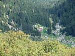 Alpe d'Albionasca 1496 m
