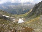 Val Cassinello al ritorno