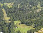 Alpe Cadonigo in alto e Alpe Cadonighino