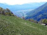 Da Parusciana verso Bellinzona