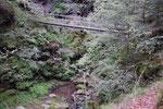 .... e grazie ad un altro ponte superiamo il torrente della Valle del Guald