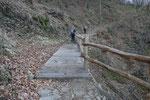 Salita ai Monti di Caviano