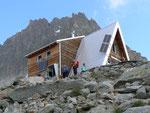 Sidelenhütte 2708 m
