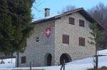 Edificio delle guardie di confine a Bonello