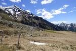Alpe Bardughè 1639 m e Pizzo di Vogorno