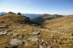 Panoramica dal Passo 2270 m