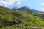 Sewenhütte 2150 m