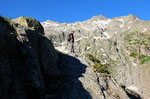 Sentiero per il Passo di Lucendro