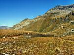 Pass de Balniscio 2353 m