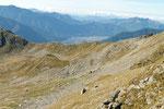Pian del Baitel e Passo Gagern