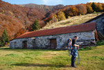 Alpe di Trecciura 1160 m