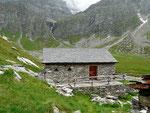 Alpe Quarnei 2048 m - Valle Malvaglia