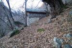 Sentiero per Ces