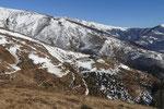Scendiamo all'Alpe Rompiago
