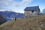 Rifugio Alpetto di Caviano 1255 m