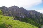 Baraghetto e Monte Generoso