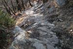 Sentiero per Verscio .... con centinaia di scalini !!!