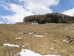 Capanna Alva 1570 m