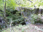 Ponte sopra il fiuma Rovana a LInescio