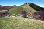 Alpe d'Orimento 1275 m
