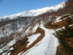 Sentiero Penzevrone - Vantarone