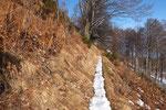 Sentiero per la Corona dei Pinz