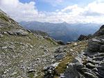 Pass de Barna 2548 m