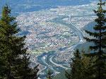 Vista verso Bellinzona