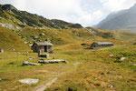 Alpe vicino al Lago di Emet