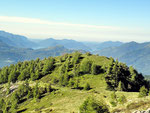 Sul sentiero Mornera - Albagno