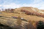 Alpe di Neggia 1395 m e Monte Gambarogno