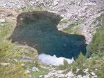Lago grande della Val  Marcri