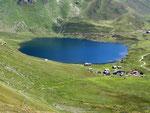 Lago di Cadagno 1921 m