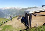 Rifugio Föisc 2208 m