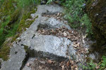.... anche incisi nella roccia ....
