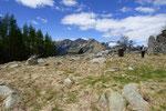 Alpe Viciüm 1569 m