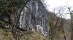 ... le rocce del Monte Caslano