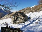 Monti di Aragno 728 m