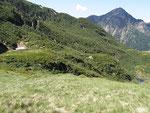 Laghetti dell'Alpe di Poltrinone e Camoghè