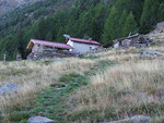 Alpe Forcarid - Claro 1713 m
