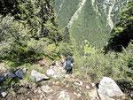 Sentiero Alp de Vazzola - Lagh de Cama
