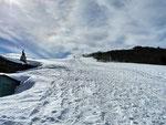 Alpe di Naccio 1395 m verso il Pizzo Leone