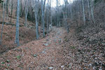 Sagno; dal posteggio a 760 m parte il sentiero