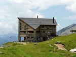 Capanna Quarnei 2108 m