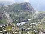 Lago dell'Alpe della Motta