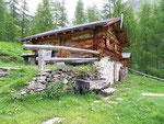 Alpe Larciolo - Val di Larciolo 1804 m