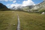 Sentiero per la Capanna Motterascio