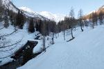 Attraversiamo il fiume Ticino